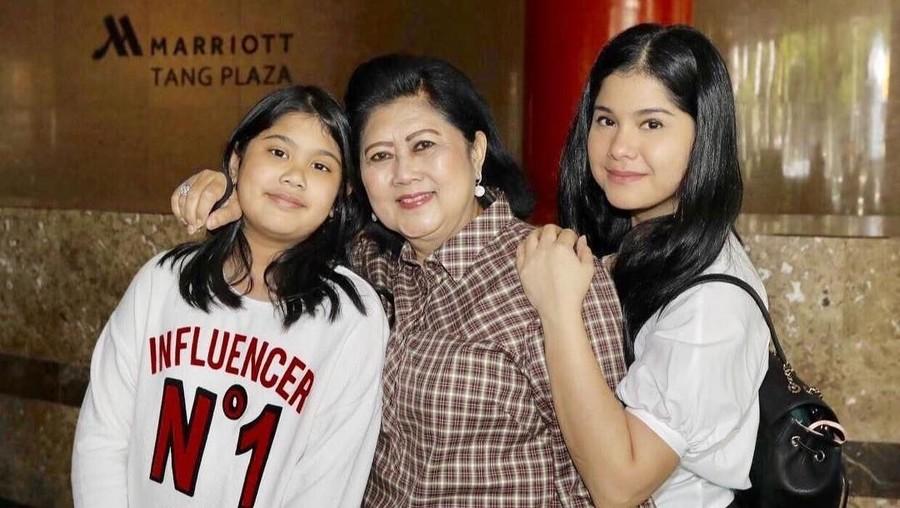 Doa Cucu jadi Penyemangat Ani Yudhoyono yang Dirawat di Singapura