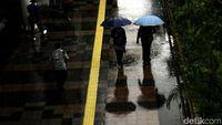 Jakarta Mendung Pagi Ini, Jam Berapa Waktu Terbaik untuk Berjemur?