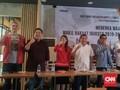 Charta Politika: PDIP dan Gerindra Dominasi Suara DKI