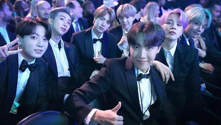 Didominasi BTS, Inilah 10 Bintang K-Pop Terpopuler