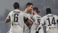 Pekan Pemanasan Juventus Jelang Duel Di Liga Champions