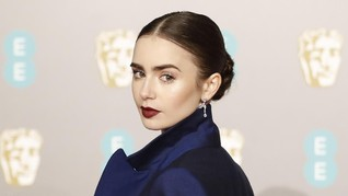 Lily Collins Bintangi Serial Baru Kreator Sex and the City