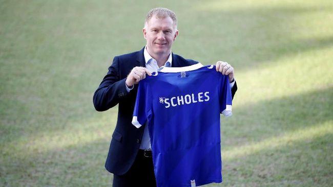 Legenda Manchester United, Paul Scholes, minta maaf kepada para penggemarnya setelah mendapat sanksi berupa denda lantaran terlibat berjudi.