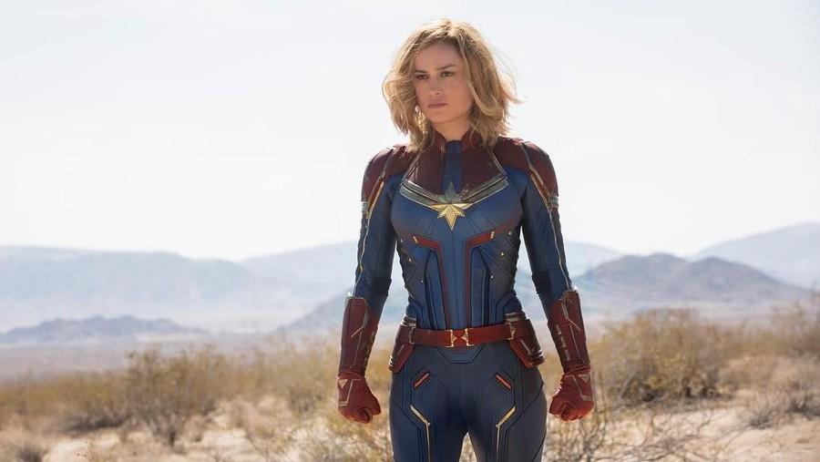 Lagi, Terkuak Fakta Menarik dari Captain Marvel