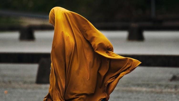 Ilustrasi hijab syar'i