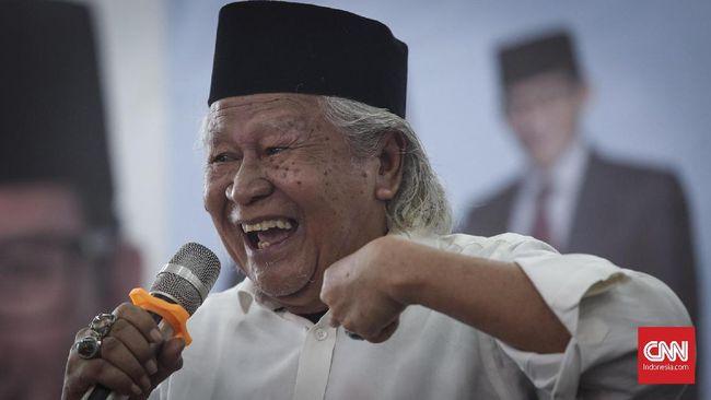 Ridwan Saidi menyatakan kesiapan untuk diuji dalam forum akademis resmi soal pernyataannya Kerajaan Sriwijaya fiktif.