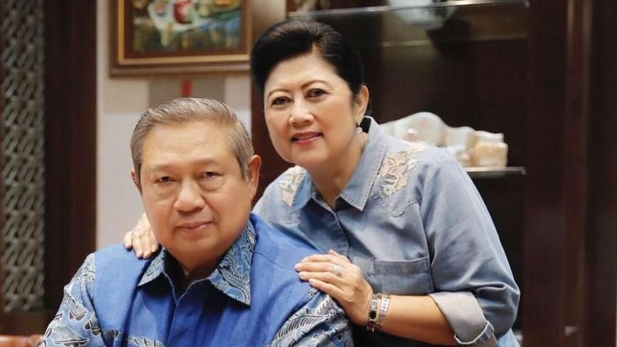 Kabarkan Ani Yudhoyono Sakit Kanker Darah, SBY Panjatkan Doa