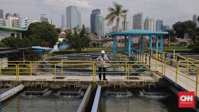 KPK merekomendasikan Pemprov DKI membatalkan rencana perpanjangan kerja sama antara PAM Jaya dan PT Aetra Air Jakarta gua mencegah potensi kecurangan atau fraud