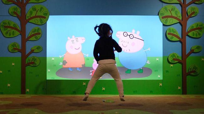 Taman hiburan bertema Peppa Pig akan dibuka pada tahun depan dan mengincar pengunjung yang datang bersama keluarga.