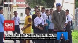 Siswa Pengeroyok Petugas Kebersihan Dikeluarkan Dari Sekolah