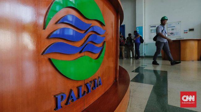 Palyja menyatakan pasokan air di beberapa daerah Jakarta Barat kemungkinan normal pada Selasa (31/12) pukul 23.00.