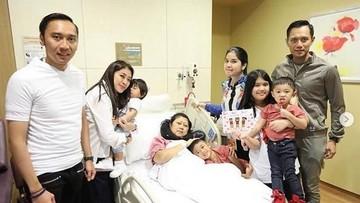 Sosok Ani Yudhoyono di Mata Putranya, AHY