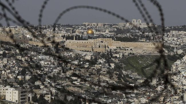 Pengadilan Israel di Yerusalem memerintahkan pembongkaran Masjid Al-Qa'qa' di kawasan Silwan, karena disebut tidak mengantongi izin mendirikan bangunan.