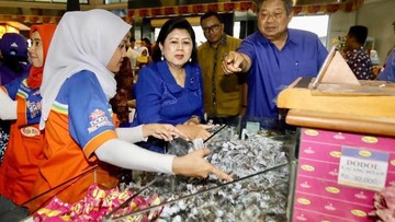 Bikin Haru, Throwback Dukungan Ani Yudhoyono untuk SBY