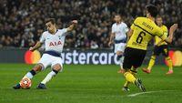 Babak Pertama Tottenham Vs Dortmund Masih 0-0