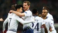 Hasil Liga Champions: Tottenham Bungkam Dortmund 3-0