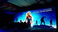 Siap Seru-seruan Bareng 'captain Marvel' Di Hari Valentine Ini?