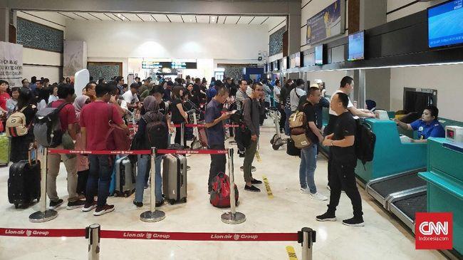 Kementerian Perhubungan memperkirakan pertumbuhan jumlah penumpang pesawat melambat pada mudik Lebaran 2019. Namun, penumpang bus akan meningkat.