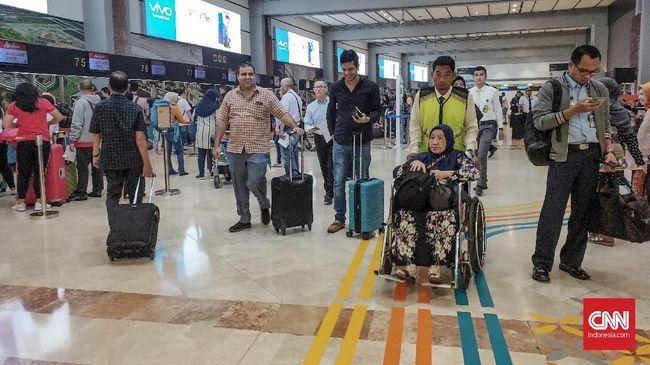 Kementerian Perhubungan mengklaim harga tiket pesawat pada sepanjang periode mudik 2019 lebih murah dibandingkan 2018.