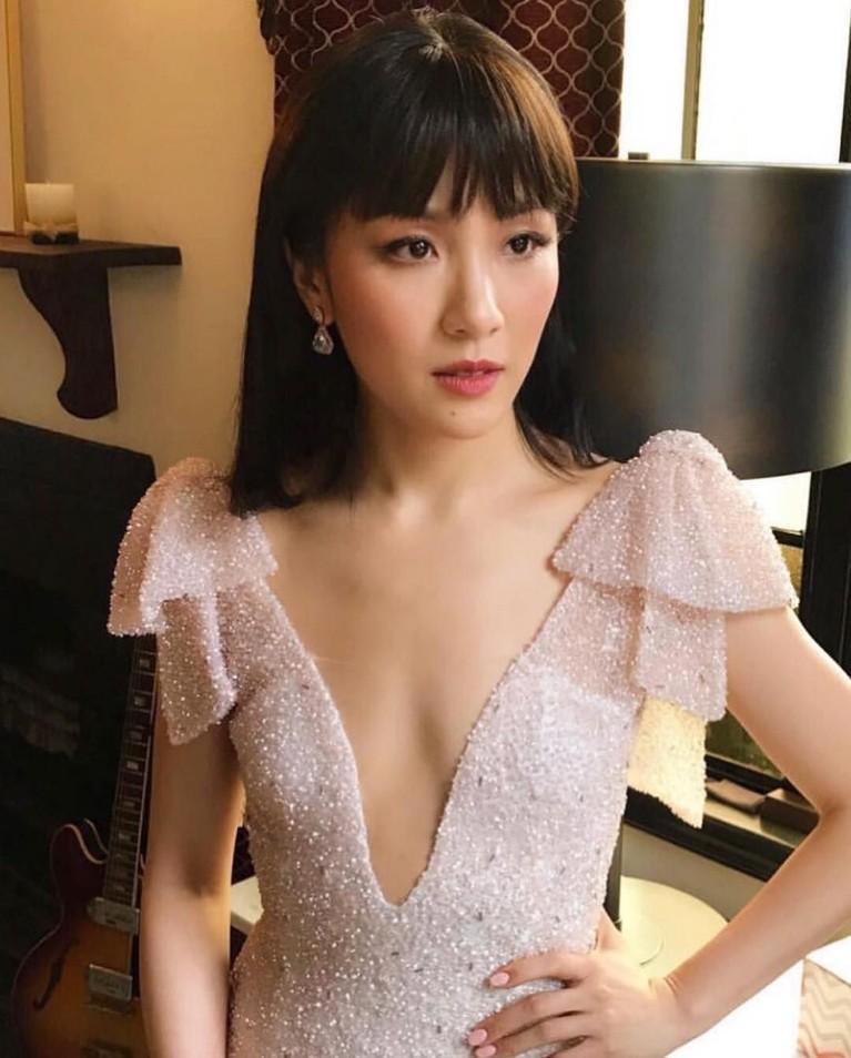 Pemain film Crazy Rich Asians, Constance Wu, merupakan artis dengan wajah segar yang masuk dalam daftar ini.