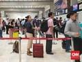 BPS: Tiket Pesawat Mahal, Penumpang Turun 1,7 Juta Orang