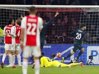 Hasil Liga Champions: Ajax Vs Madrid Selesai 1-2