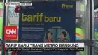 Tarif Baru Trans Metro Bandung, Berapa?