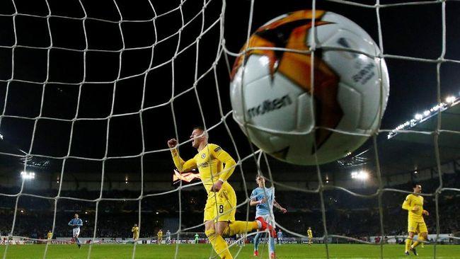 Chelsea, Sevilla, dan Inter Milan berhasil mencetak gol dan meraih kemenangan tipis atas lawan-lawan mereka dalam pertandingan Liga Europa.