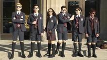 Vokalis My Chemical Romance Rilis Lagu untuk Umbrella Academy