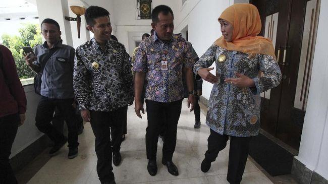 Pemprov Jatim menyatakan dana hibah Rp9 miliar untuk pembangunan Museum SBY-Ani dibatalkan karena dana tersebut tak segera dipakai.