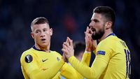 Hasil Liga Europa: Chelsea Tundukkan Malmo 2-1