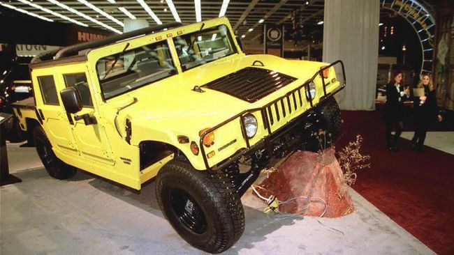 General Motors (GM) akan mengungkap model baru dari merek Hummer yang berbasis baterai untuk kendaraan listrik.