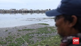 Anies Akui Ada Pendangkalan Waduk Pluit akibat Pengerukan
