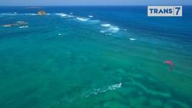VIDEO: Mengagumi Keindahan Laut Lombok