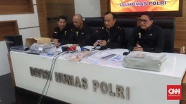 Polri Perpanjang Masa Tugas Satgas Anti Mafia Bola