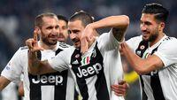Bonucci Persembahkan Gol Untuk Putrinya Yang Baru Lahir