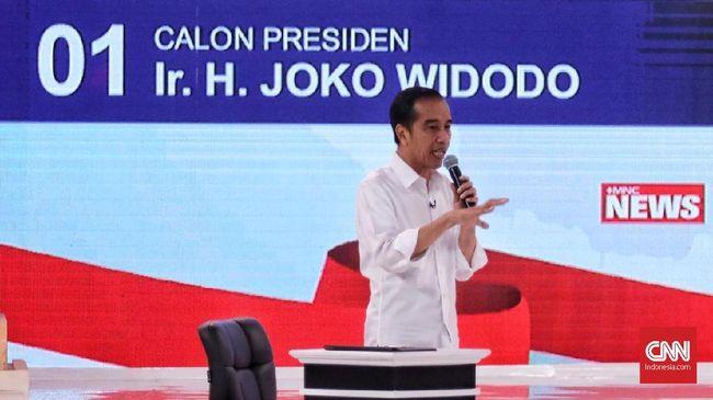 Saat debat capres kedua, Jokowi menyebut tidak ada kebakaran hutan selama tiga tahun terakhir. KLHK menyampaikan karhutla masih ada meskipun jumlahnya menurun.
