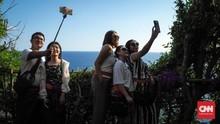 Turis Asing Banyak Masuk RI via Jalur Darat di Tengah Corona