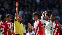 Urusan Kartu Yang Kembali 'menguntungkan' Sergio Ramos