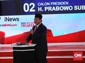 Prabowo Hargai Pembangunan Infrastruktur Jokowi