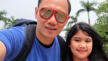 Agus Yudhoyono, Sang 'Bodyguard' Putri Semata Wayang