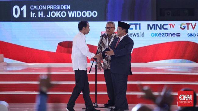 Empat Bumerang Prabowo Kala Serang Jokowi di Debat Pilpres, Yang Ketiga Paling Viral!