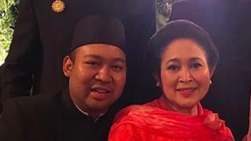 Kedekatan Didit Prabowo dengan Sang Bunda yang Jarang Terekspos