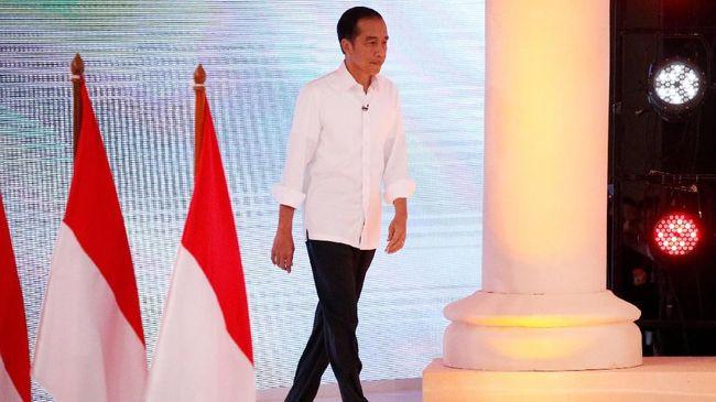 TKN Jokowi-Ma'ruf menilai pada debat capres kedua, Jokowi berhasil mengirim pesan kepada publik bahwa dirinya berhasil kuasai masalah dan punya argumen konkret.