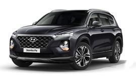 Hyundai Santa Fe Baru Dirilis, Harga Mulai Rp569 Juta