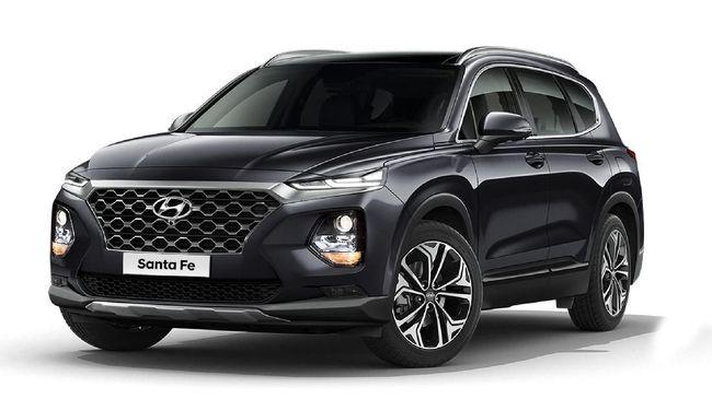 Hyundai Santa Fe terbaru dijual mulai dari Rp569 juta- Rp729 juta di Indonesia.