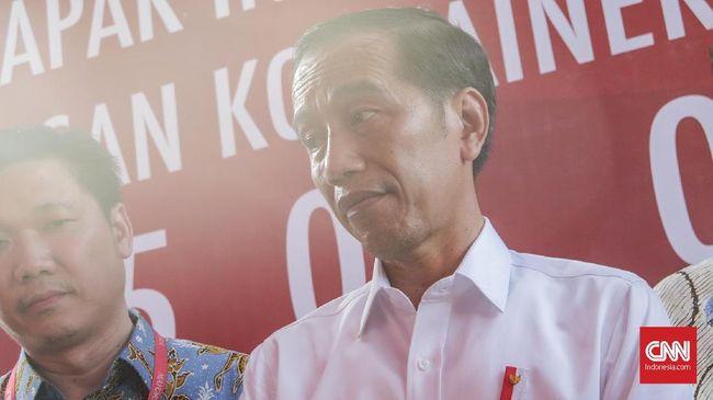 Presiden Jokowi menyebut pemerintah akan memprioritaskan ekspor industri makanan dan minuman dan siap memberikan dukungan pada industri tersebut.
