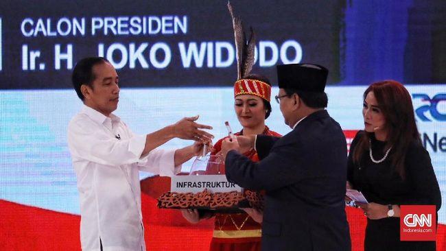 Wadir Bidang Saksi TKN Jokowi-Ma'ruf menuding tuduhan Ketua BPN soal kecurangan tak berdasar, dan hanya dibuat untuk menutupi kelemahan Prabowo dalam debat.