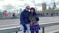 <p>Baru-baru ini, Dewi Perssik pergi berlibur ke London, Inggris, bersama sang suami. (Foto: Instagram @dewiperssikreal)</p>