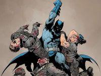 Superhero Dc Selamatkan Manusia Dari Pandemi Di Komik 'dceased'